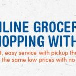 Walmart – Free Grocery Pick-Up + $10 Off Of Your First Purchase