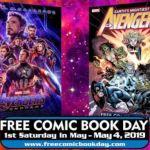 FREE Comic Book Day – Saturday, May 4th