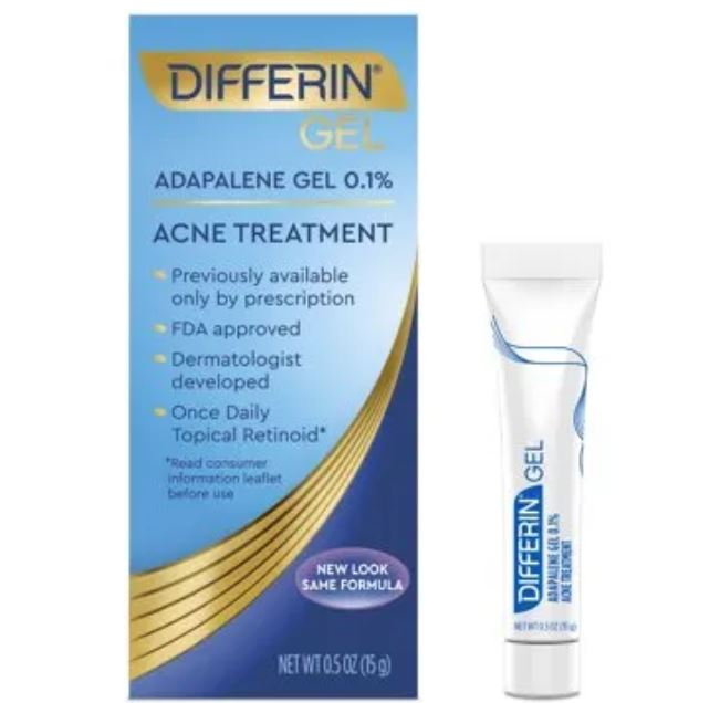 Target Differin Gel Acne Treatment As Low As 3 85 Retail