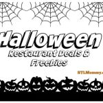 Halloween Restaurant Deals & Freebies 2019