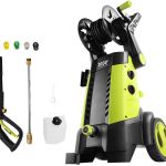 Sun Joe Electric Pressure Washer with Hose Reel $124 Shipped (Retail $229.99)