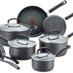 T-fal Ultimate Hard Anodized Nonstick 12 Piece Cookware Set $69.99 Shipped (Retail $102.10)