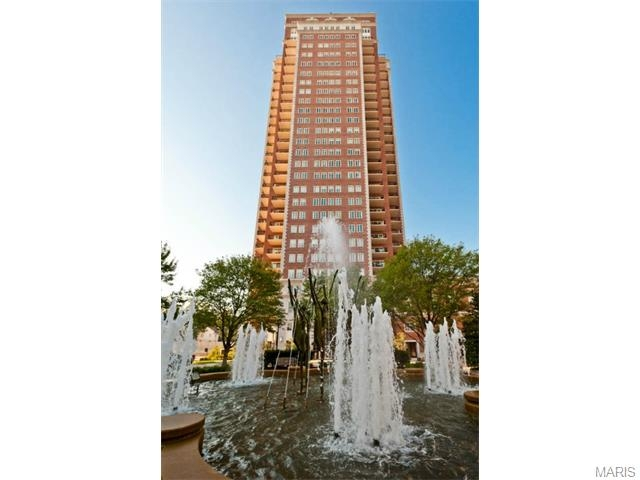 The Plaza in Clayton is the tallest residential high rise in St.