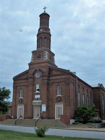 St. Vincent de Paul Roman Catholic Church, Photo by Chris Naffziger