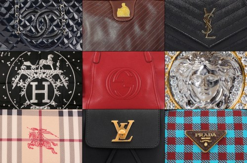 The Stories Behind the Logos of the Most Famous Luxury Fashion Houses