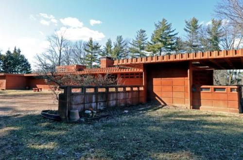 St. Louis May Score A New Frank Lloyd Wright Museum
