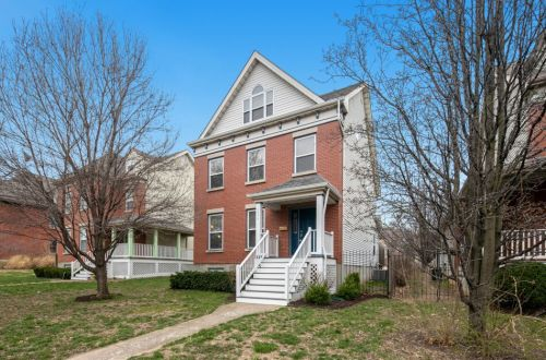 Newer Central West End Home | 3953 Westminster Place
