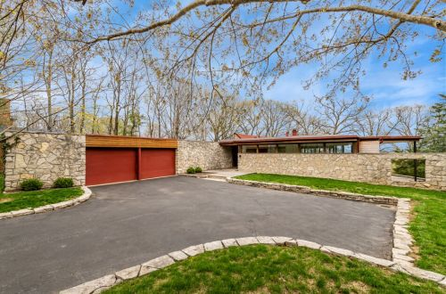 Bill Bowersox Designed Contemporary Home | 6682 Clifton Bluffs Court