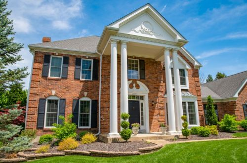 Stately Home in the Stonecrest Neighborhood | 2207 Stoneridge Terrace Court