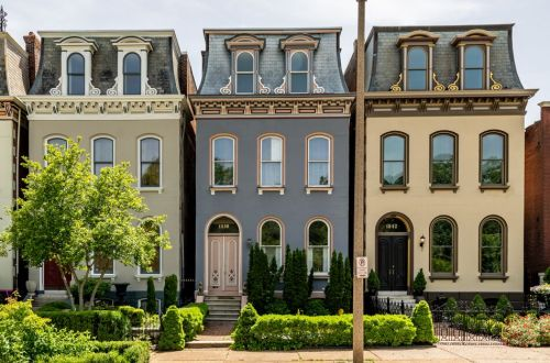 Historic Victorian Home in Lafayette Square | 1538 Mississippi Avenue