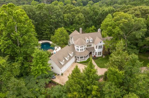 Exquisite Country Estate Nestled On Over 16 Lush Acres | 2525 Ossenfort Road