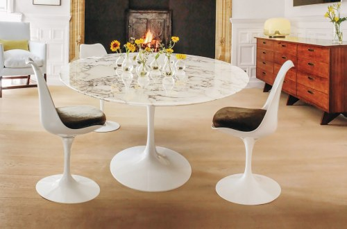 Throwback Thursday: Eero Saarinen's Iconic Pedestal Table