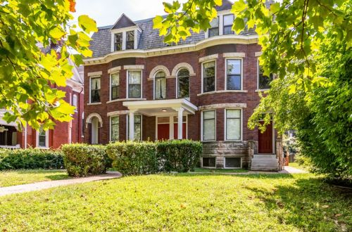 Renovated Townhouse in the Heart of the Central West End | 4366 West Pine Boulevard #A