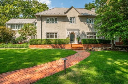 Exquisite Clayton Home on a Premier Street | 1 Southmoor Drive