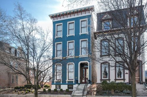Renovated Victorian Masterpiece in Lafayette Square  | 1808 Kennett Place