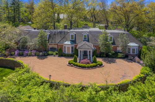 Expansive Ladue home on a Two Acre Private Estate | 15 Ladue Lane