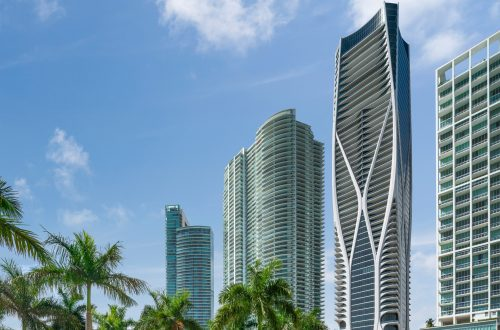 Victoria and David Beckham Buy Penthouse in Miami One Thousand Museum