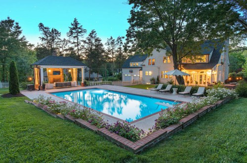 Stylish Ladue Home | 34 Clermont Lane