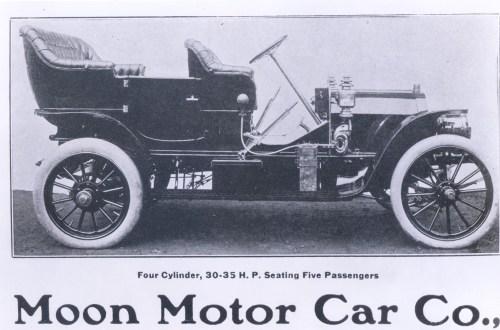 Throwback Thursday: Moon Motor Car Company