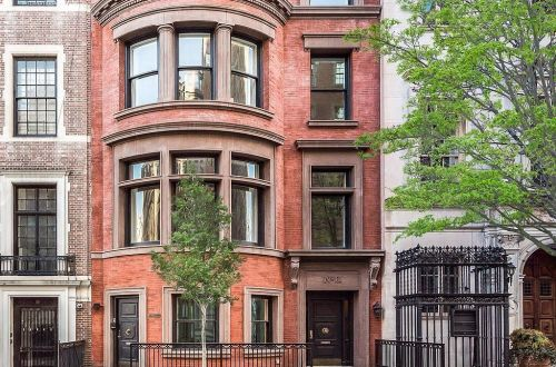 "Upper East Side Townhouse From ""The Undoing"" Currently Listed for $30 Million"