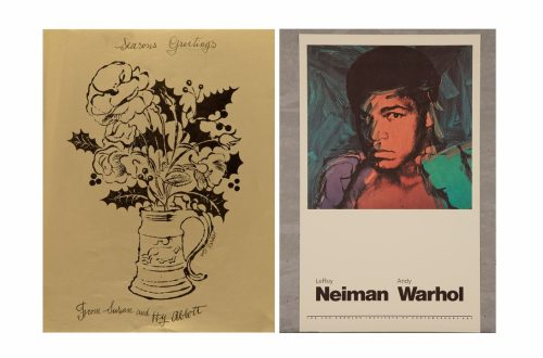 Happy Andy Warholidays | eBay for Charity X The Andy Warhol Foundation