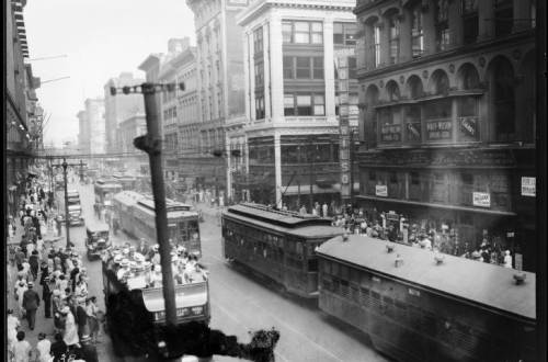 St. Louis Public Library Digital Photo Collection Dates Back To The 1920s