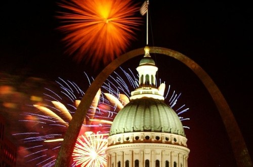 Where to Celebrate 4th of July in St. Louis