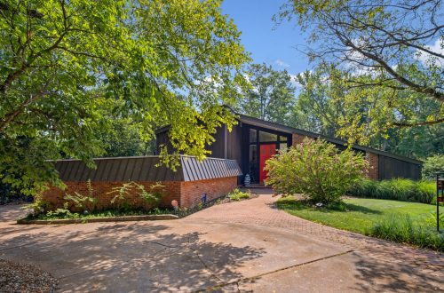 Sophisticated & Contemporary Home in Ladue | 10 Sumac Lane