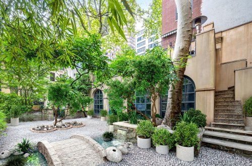 Olivier Sarkozy Lists $11.5 Million Townhouse With Sotheby's International Realty