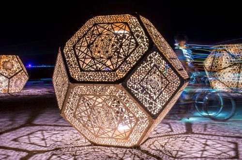 Sotheby's Auction House Presents Boundless Space…The Possibilities of Burning Man Online Auction | 30 September – 8 October 2021