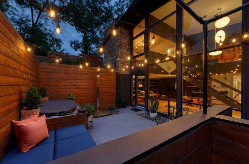 Ralph Fournier designed Mid Century Modern Home In Crestwood | 1331 Liggett Drive