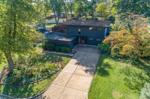 Inside Ralph Fournier Designed Home in Ridgewood Neighborhood | 1331 Liggett Drive