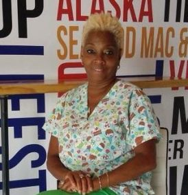 Cynthia Whitfield, loving mother and St. Louis nursing home medical technician