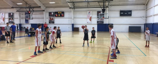 Zumwalt South Rolls in 6th Boys Red Division