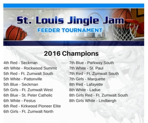 St. Louis Jingle Jam Quickly Approaching