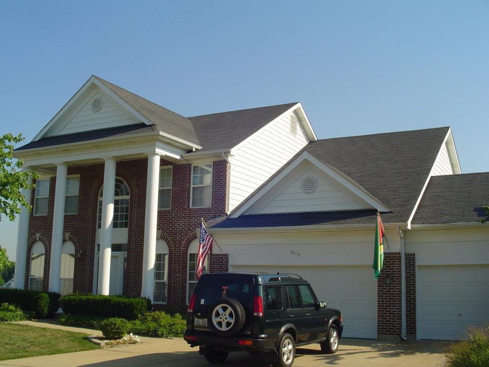 Oakville exterior Painting