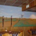 stl restaraunt mural painting