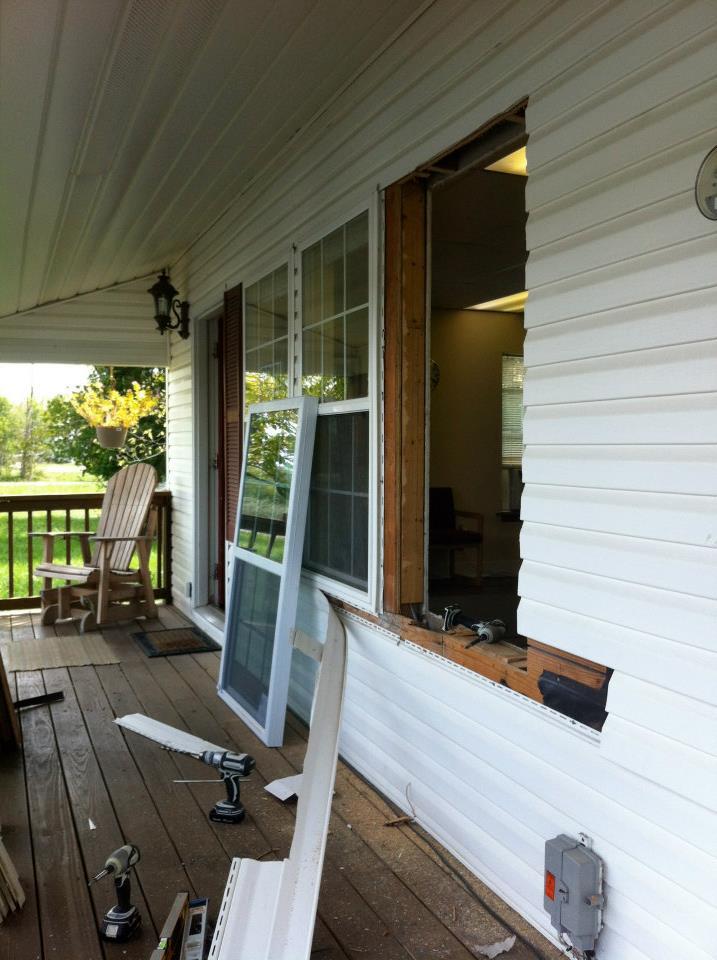 we install windows