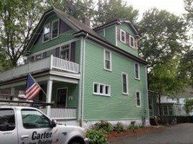 Residential Painting Contractor - Carter Custom Painting