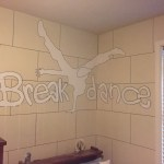 breakdance childrens room