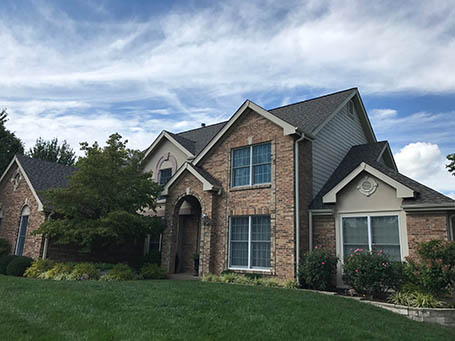 exterior painting oakville mo