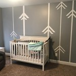 baby room custom painting