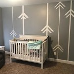 baby room custom painting