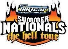 DIRTcar Summer Nationals Hell Tour Commences in Just Three Weeks