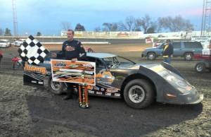 Jeremy Paynes wins at Kennedale Speedway Park!