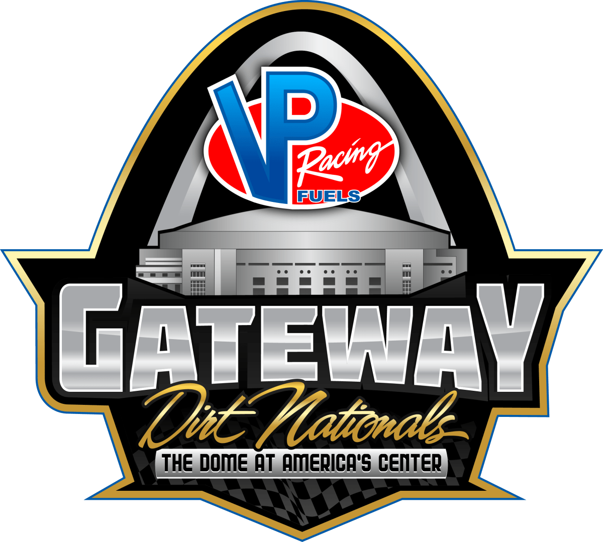 Clarification on dirt-racing event to be held in St. Louis at Edward Jones Dome: Gateway Motorsports Park is not affiliated with the Gateway Dirt Nationals