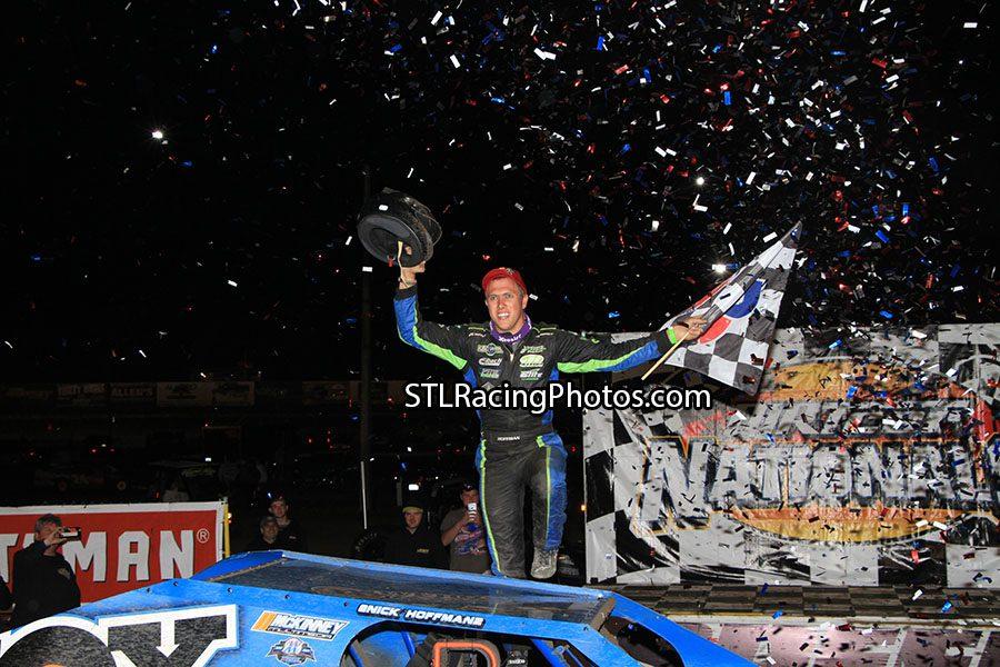 Gator Glory: Nick Hoffman Celebrates $5,000 Gator Championship