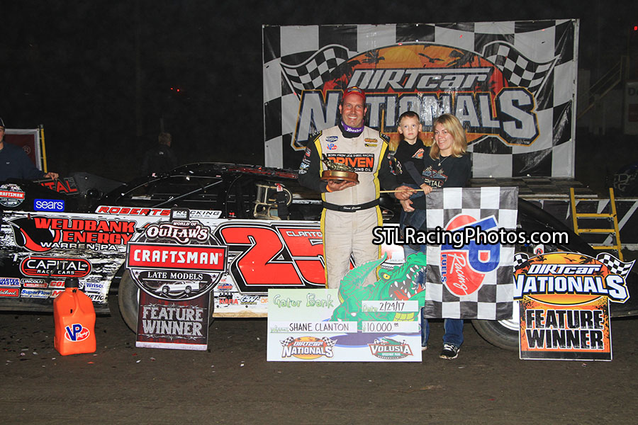 Fog a First Time Winner at Volusia