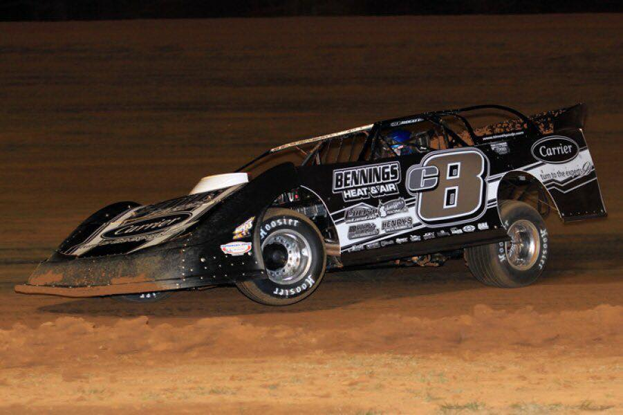 Timothy Culp Lands First World of Outlaws Craftsman Late Model Series Win