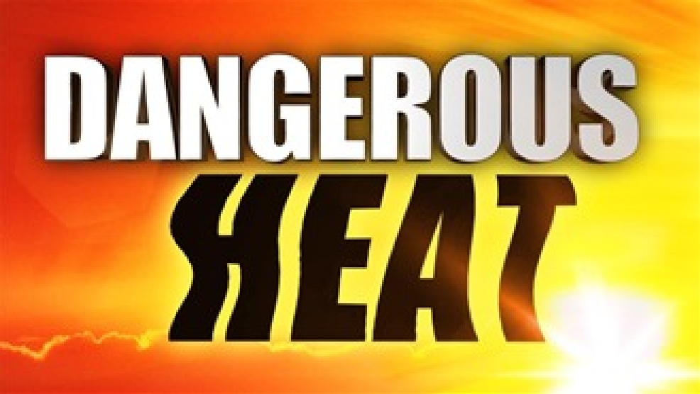 Tri-City Speedway, Belle-Clair Speedway and Federated Auto Parts Raceway at I-55 cancel this weekend's events due to excessive heat warnings!